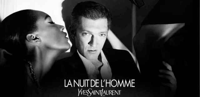 Yves Saint Laurent La Nuit de L'Homme visual