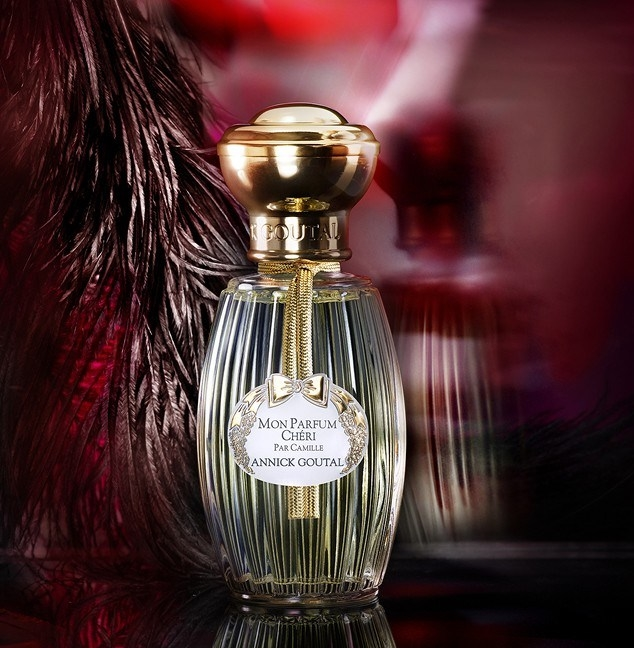 Annick Goutal Mon Parfum Chéri par Camille Visual