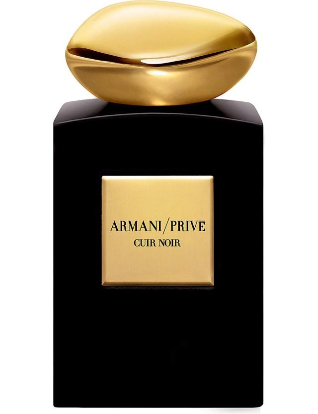 Armani Prive Cuir Noir Flacon