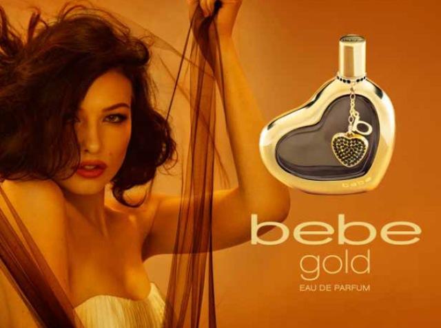 Bebe Gold Visual