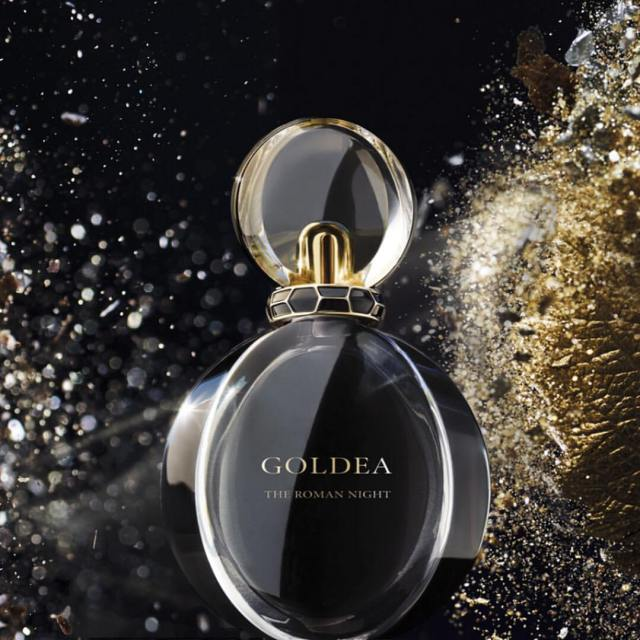Bvlgari Goldea The Roman Night Flacon
