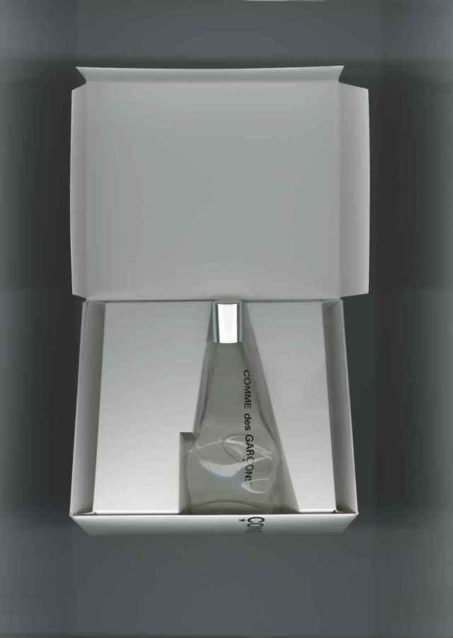 Comme des Garcons A New Perfume Bottle Open Box