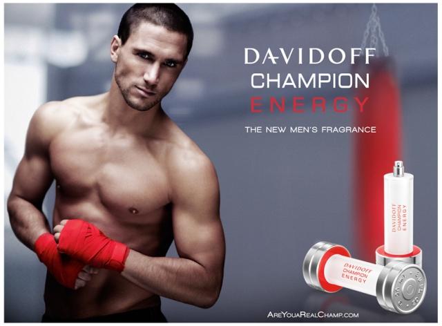 Davidoff Champion Energy D10