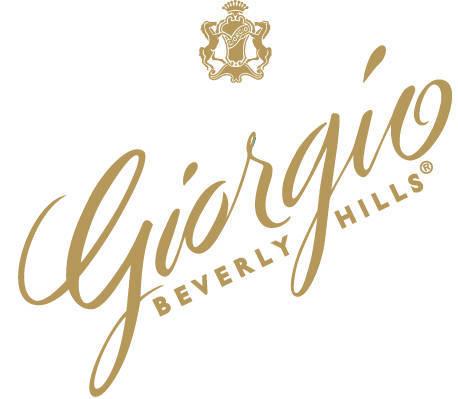 giorgio beverly hills logo gold crest