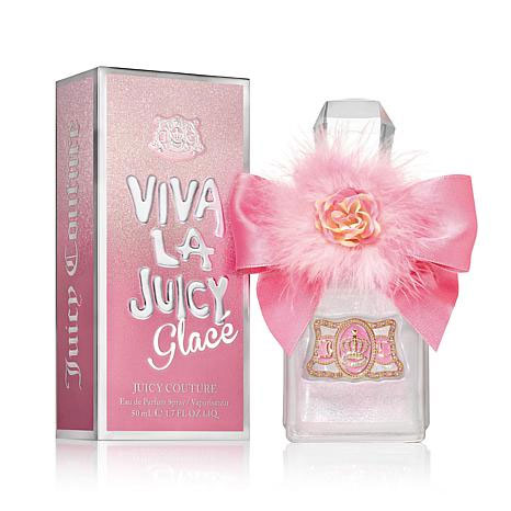 Juicy Couture Viva La Juicy Glacé flacon box