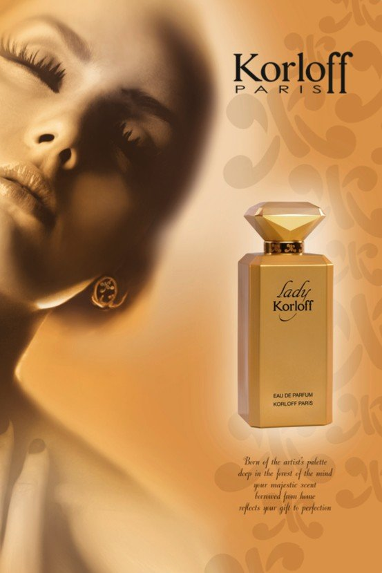 Korloff Lady Visual