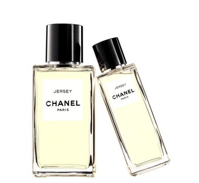 Les Exclusifs de Chanel Jersey bottles