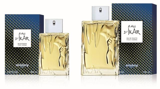 Sisley Eau d_Ikar For Men Bottles Boxes