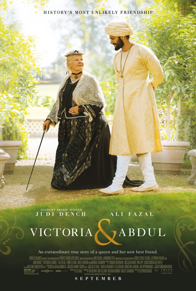Victoria and Abdul_onesheet-Poster