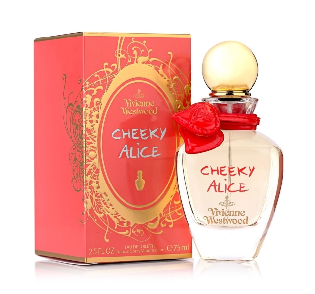 Vivienne Westwood Cheeky Alice Flacon Box