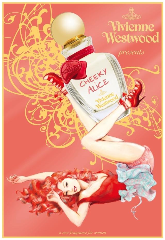 Vivienne Westwood Cheeky Alice_ad_2