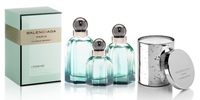 Balenciaga L_Essence Candle 2011