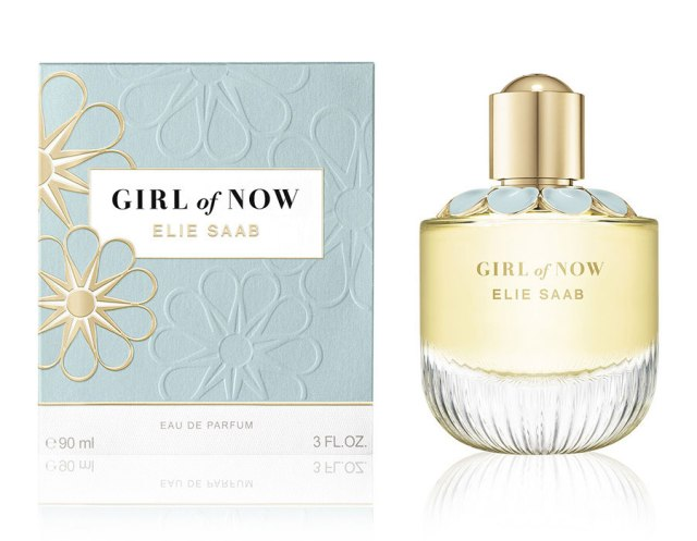 Elie Saab Girl of Now Flacon Box