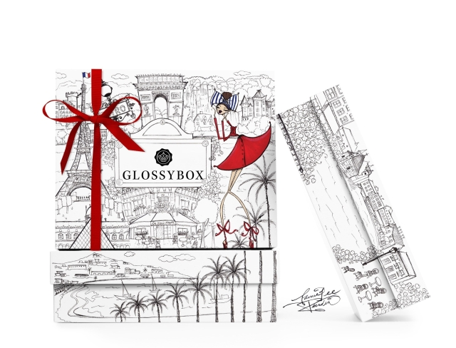 Glossybox Vive-la-France