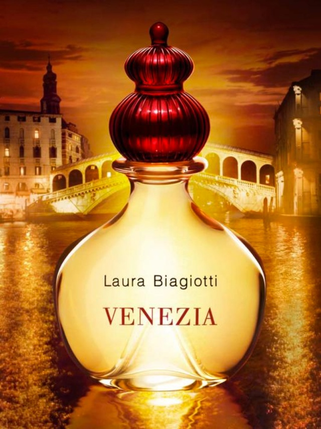 Laura Biagiotti Venezia Bottle ad 2
