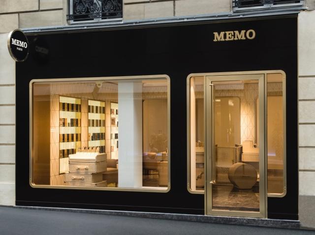 Memo, Paris