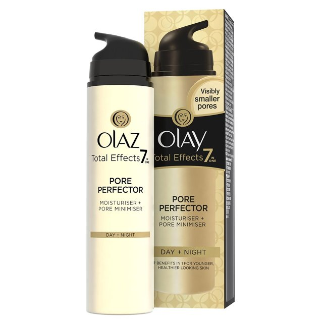 Olay Total Effects 7 In One Pore Perfector Flacon Box