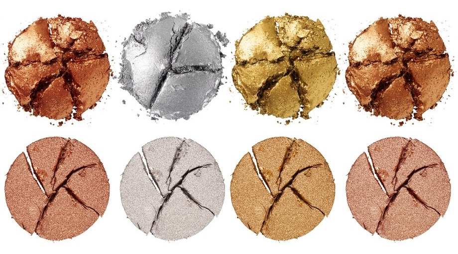 Pat McGrath Metalmorphosis 005 Everything Kit colors
