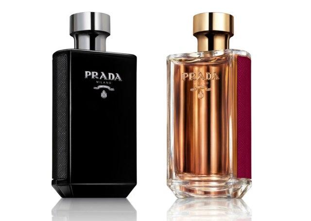 Prada La Femme Intense For Men Prada L'Homme for Women