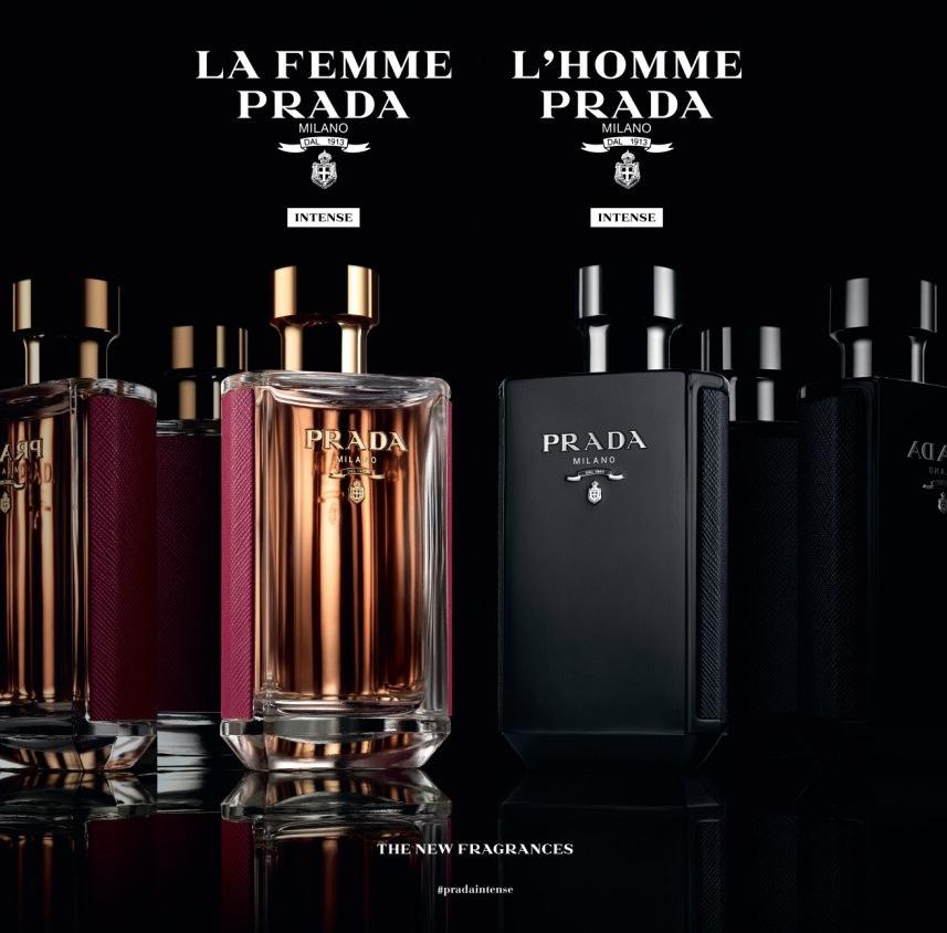 Prada La Femme Intense for Women for Men