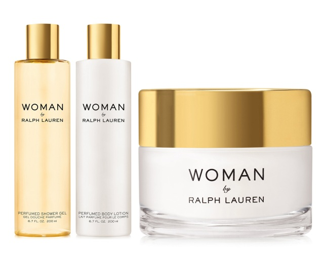 Ralph Lauren Woman Shower Gel Body Lotion Body Cream