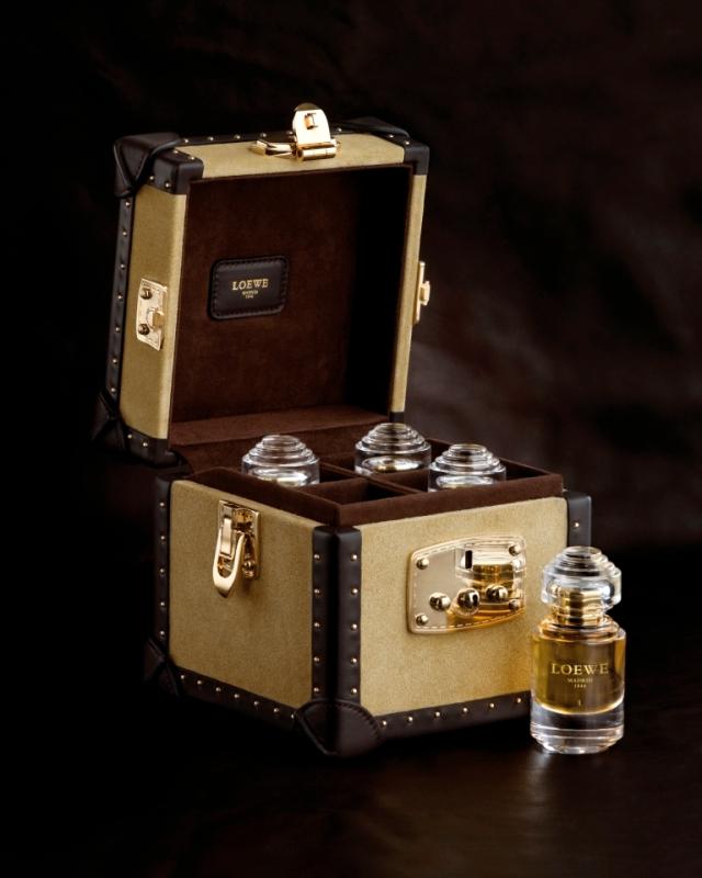 Loewe La Coleccion Handmade Limited Edition Vanity Case