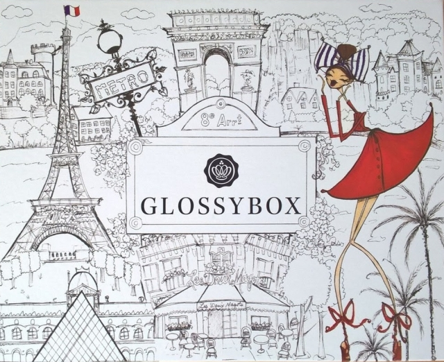 Vive La France Glossybox