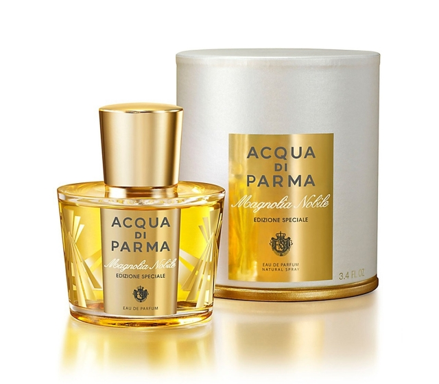 Acqua di Parma Magnolia Nobile Special Edition Bottle Box