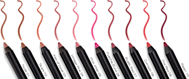 Elizabeth Arden Gelato Crush Colour lipliner shades.png