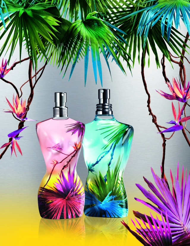 Jean-Paul Gaultier Classique and Le Male Summer 2012 Visual.jpg