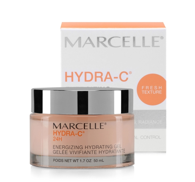 Marcelle Hydra-C Hydrating Gel Jar Box