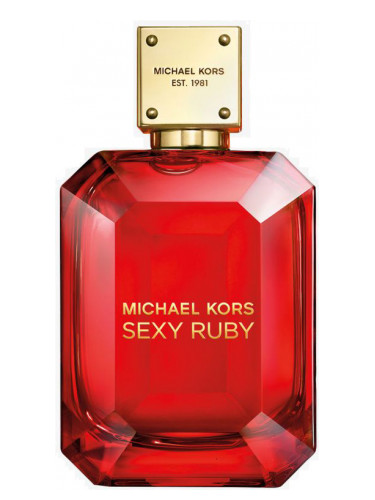Michael Kors Sexy Ruby Bottle