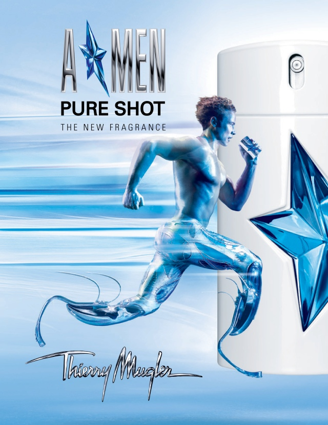 Thierry Mugler AMen Pure Shot Visual