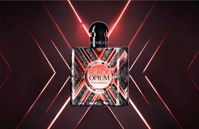 Yves Saint Laurent Black Opium Pure Illusion Visual