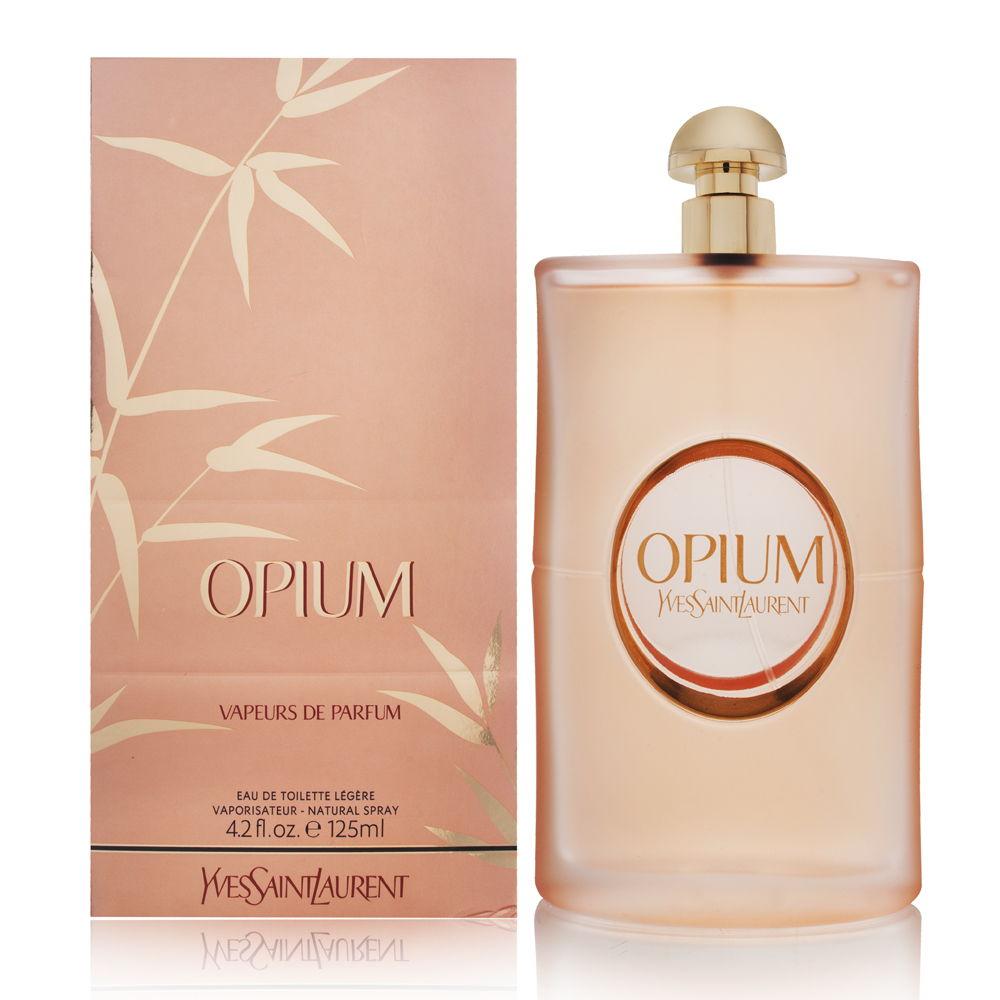 Yves Saint Laurent Opium Vapeurs de Parfum Bottle