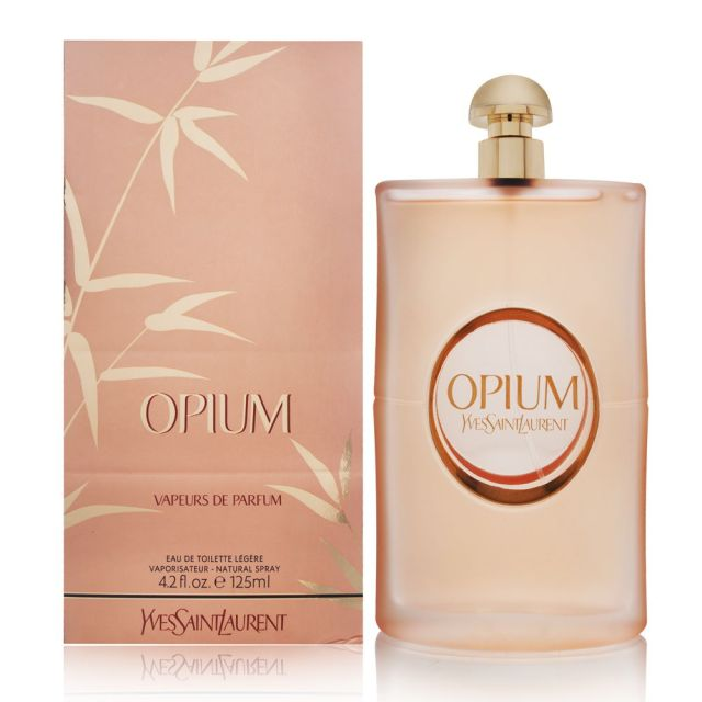 Yves Saint Laurent Opium Vapeurs de Parfum Bottle
