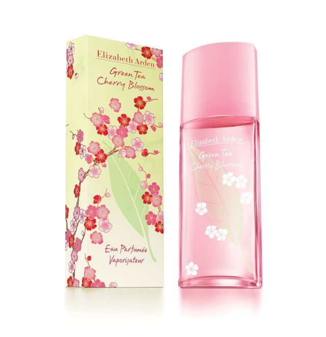Elizabeth Arden Green Tea Cherry Blossom bottle