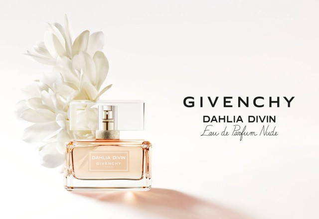 Givenchy Dahlia Divin Nude Bottle Visual
