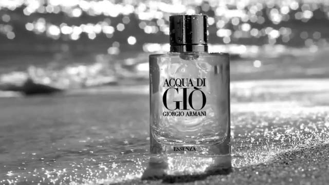 Simon Nessman in Giorgio Armani's Acqua di Gio Essenza short film by Bruce Weber