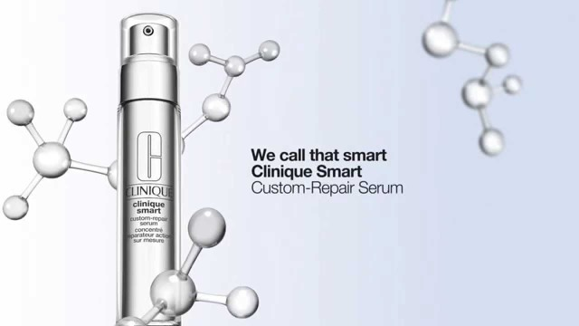 Clinique Smart Custom Repair Serum Visual
