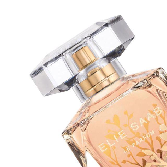 Elie Saab Le Parfum Edition Feuilles d_Or Bottle detail1
