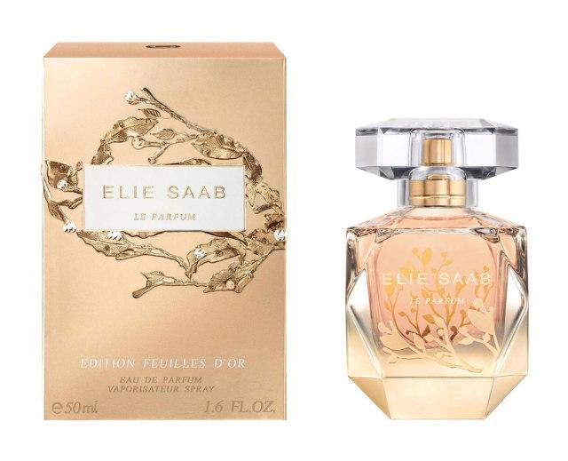 Elie Saab Le Parfum Edition Feuilles d_Or Bottle