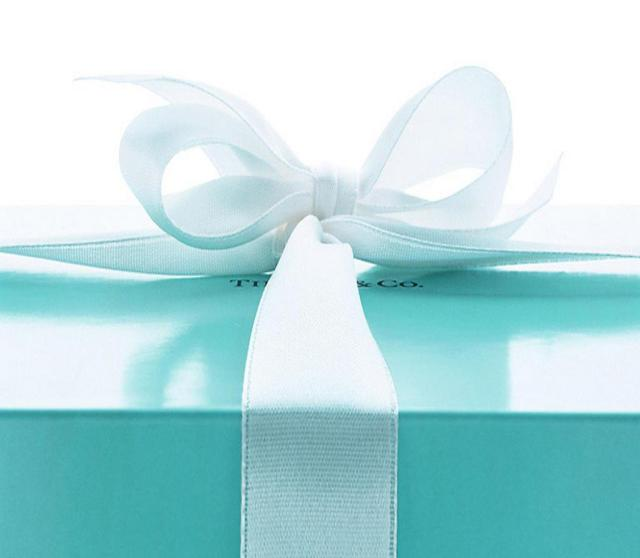 Tiffany & Co Blue Box