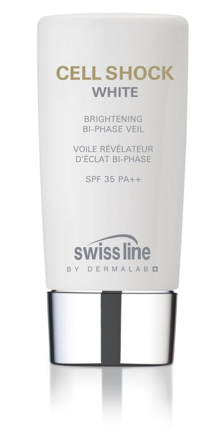 Cell Shock White Brightening Bi-Phase Veil SPF 35