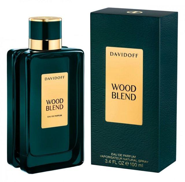 Davidoff Wood Blend Flacon