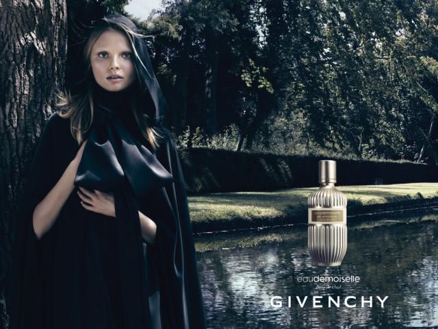 Eaudemoiselle de Givenchy Bois de Oud Banner