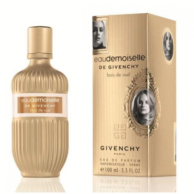 Eaudemoiselle de Givenchy Bois de Oud Flacon