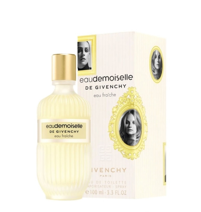 Eaudemoiselle de Givenchy Eau Fraiche Bottle