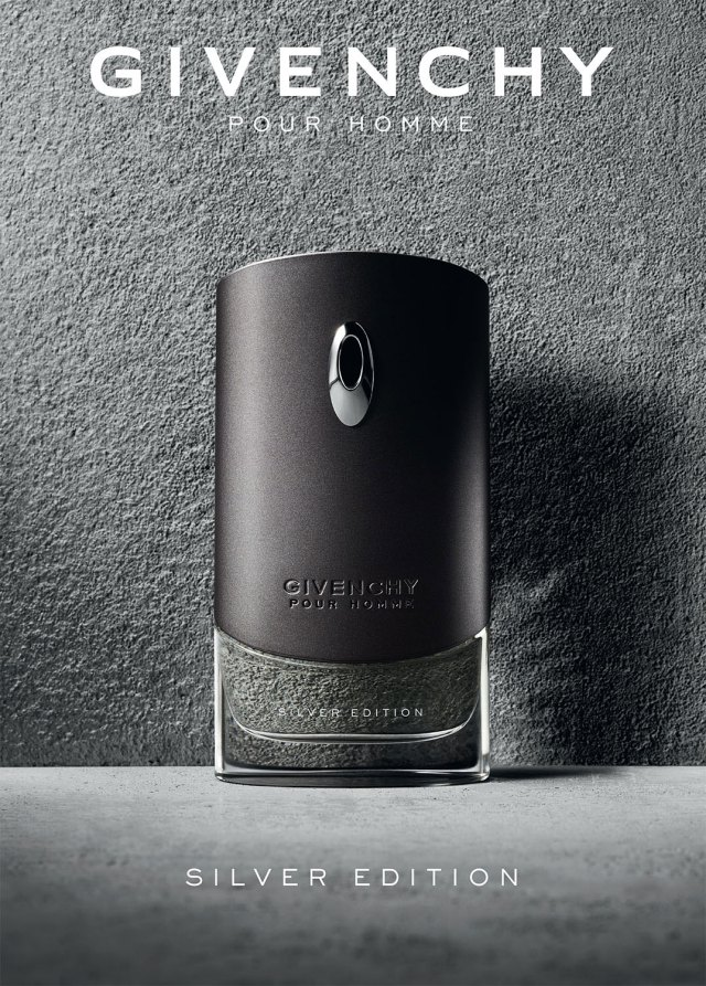 Givenchy Pour Homme Silver Edition Visual1