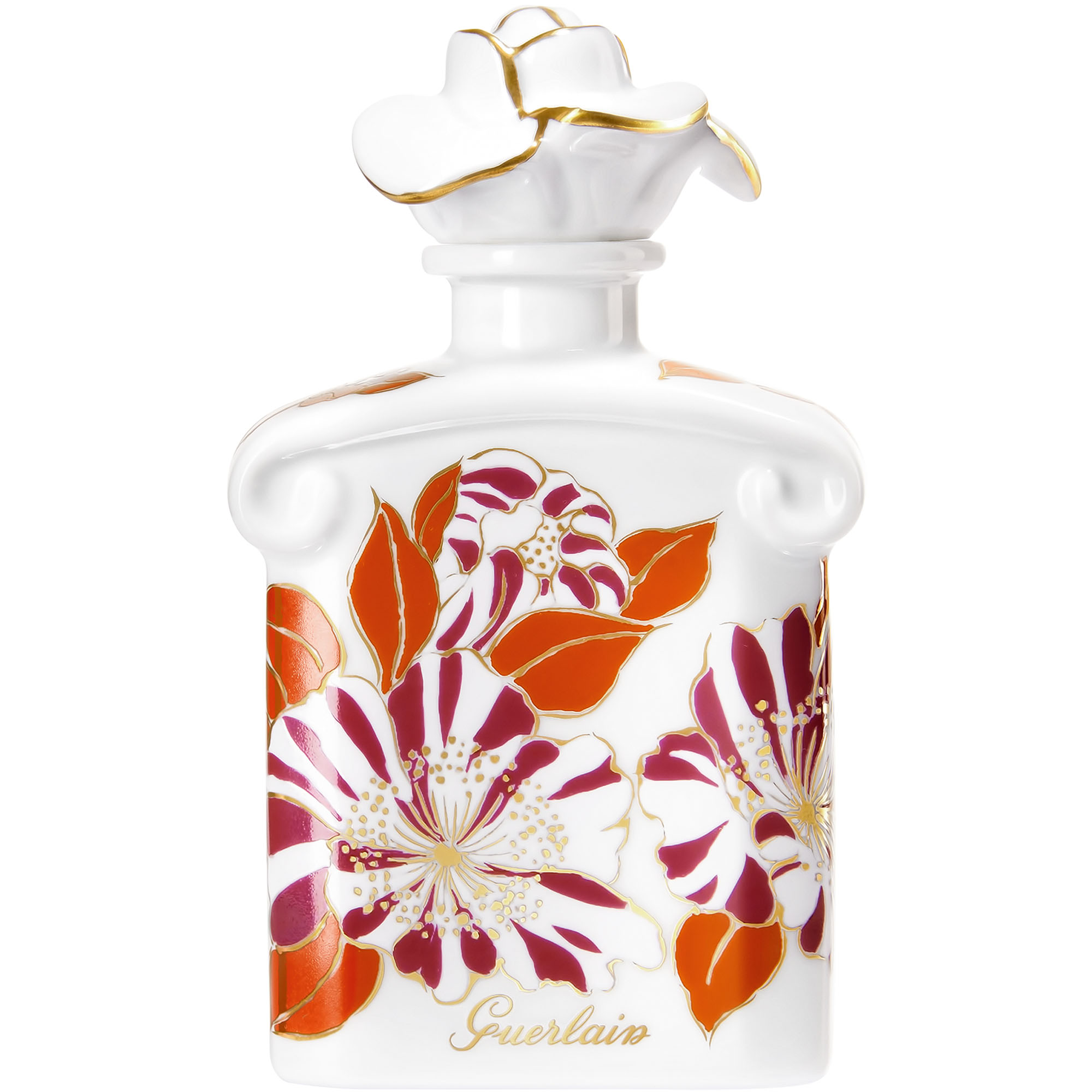 Guerlain Fall Flowers Porcelain Edition 2017 bottle